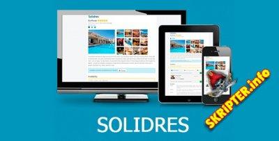 SolidRes v2.7.0 Rus - компонент бронирования номеров в отелях для Joomla