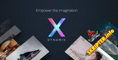 DynamiX v7.3 - бизнес тема для Wordpress