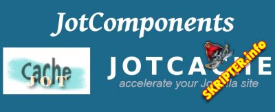 JotCache v6.2.1 Rus - компонент кэширования для Joomla