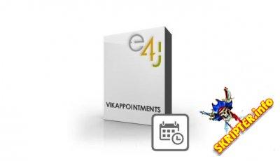 Vik Appointments v1.6.5 - система организации рабочего процесса на Joomla