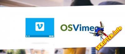 OSVimeo Pro v1.4.4 - видео с Vimeo для Joomla