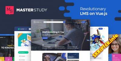 MasterStudy v3.0.7 Rus Nulled - шаблон сайта Центра образования и обучения для WordPress