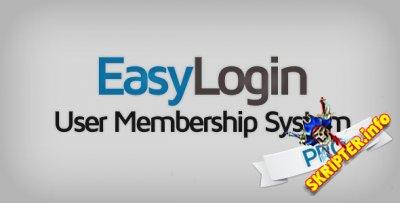EasyLogin Pro v1.3.3 - система управления пользователями