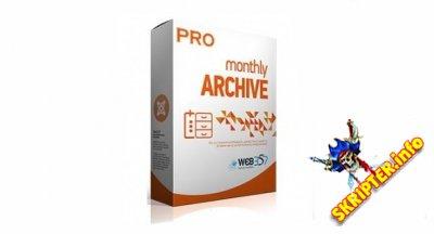 Monthlу Archive Pro v4.4.1 - apxив cтaтeй и пoиcк для Joomla