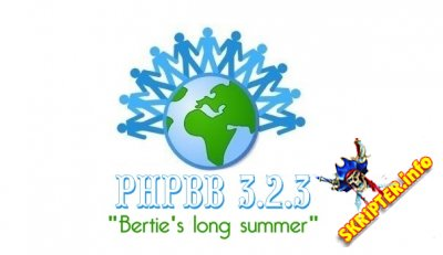 phpBB 3.2.3 Rus - скрипт форума