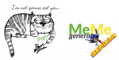 Meme Generator v1.0 Premium - генератор мемов для wordPress
