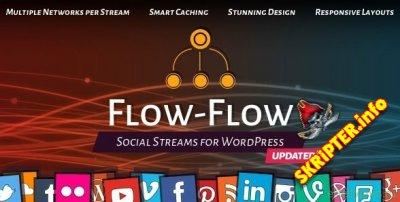 Flow-Flow v4.1.12 - граббер контента из социальных сетей для WordPress