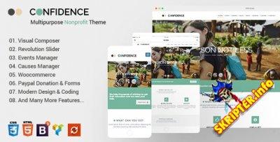 Confidence v3.2.3 - многоцелевая тема для WordPress