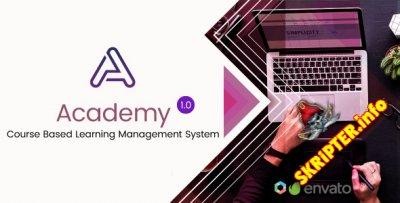 Academy v1.0 Nulled - система управления обучением