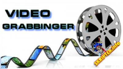 VideoGrabbbinger v5.5.4 - парсер видео для dle