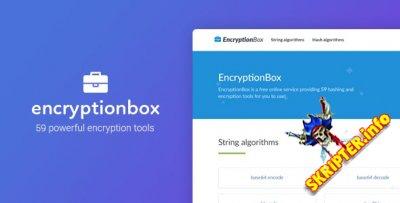Encryption Box v1.0 - мощный скрипт шифрования