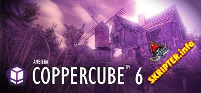 CopperCube Pro v6.3 - конструктор 3D-игр