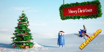 Christmas Bobby 2 - Project for After Effects (Videohive)
