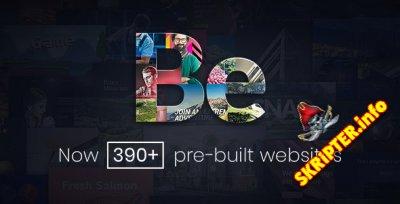 BeTheme v21.0.1 Rus - потрясающая премиум-тема для WordPress