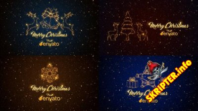 Christmas Short Greetings - Project for After Effects (Videohive)