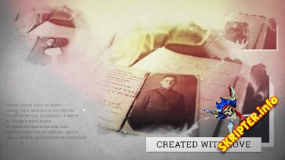 History Slideshow - Project for After Effects (CreativeMarket)
