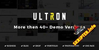 TF Ultron v1.3 - многоцелевой шаблон для Joomla