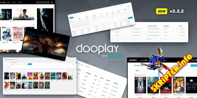 DooPlay v2.2.2 - видео шаблон для WordPress