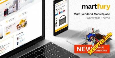 Martfury v2.4.8 - тема WordPress для сайта купли/продажи товаров и услуг