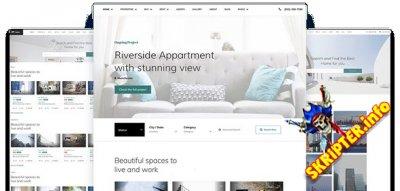JS Estate v1.0 - шаблон сайта недвижимости для Joomla