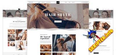 JS Salon v1.1 - шаблон салона красоты для Joomla