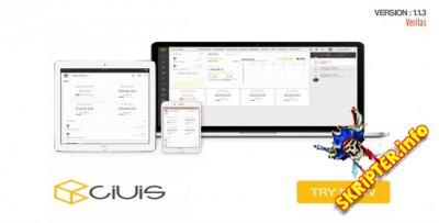 Ciuis v1.1.3 Rus - мощный CRM скрипт