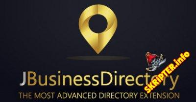 J-BusinessDirectory v5.2.7 Rus - компонент для организации бизнес портала на Joomla