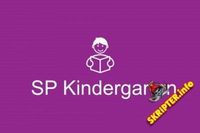 SP Kindergarten v2.2 - система управления школой для Joomla