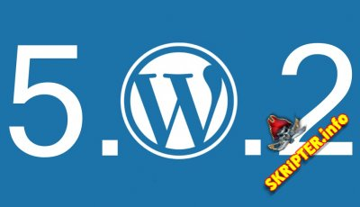 WordPress 5.0.2 Rus