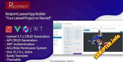 Redprint v1.6.32 - конструктор веб-приложений
