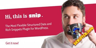 SNIP v2.14.23 Nulled - расширенные сниппеты для WordPress