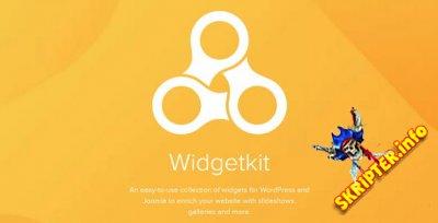 Widgetkit v2.9.23 Rus – набор виджетов для WordPress