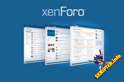 XenForo v2.1.0 Rus Nulled - форумный движок