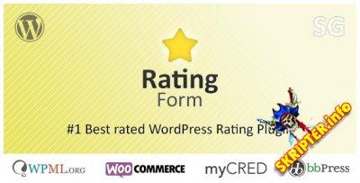 Rating Form v1.6.9 – система рейтинга записей для WordPress