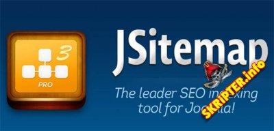 JSitemap Pro v4.6.2 Rus – генератор карты сайта для Joomla