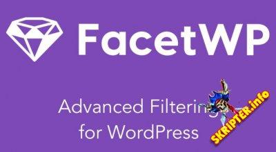 FacetWP v3.4.4 Rus - расширенный фильтр и фасетный поиск для WordPress