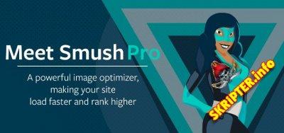 WP Smush Pro v3.8.3 Nulled - сжатие изображений Wordpress