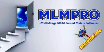 MLM Pro v1.0 - скрипт многоуровневого маркетинга
