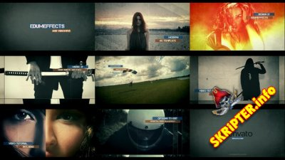 Versatile Grunge Trailer - Project for After Effects (Videohive)