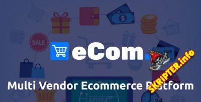 Ecom v1.0 - скрипт электронной коммерции