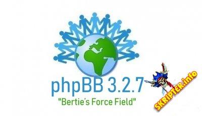 phpBB 3.2.7 Rus - скрипт форума