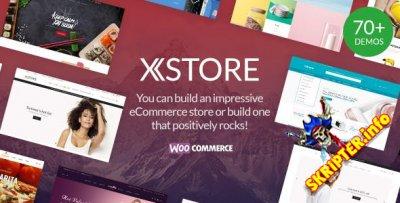 XStore v5.5.2 Rus Nulled – WordPress тема для интернет-магазина