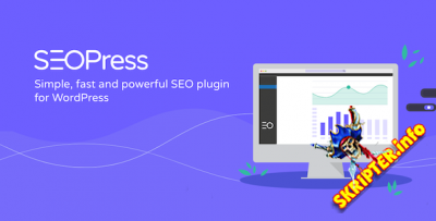 SEOPress Pro v4.4.0 Nulled – плагин SEO-оптимизации для WordPress