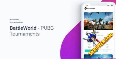 BattleWorld - организатор онлайн-турниров PUBG