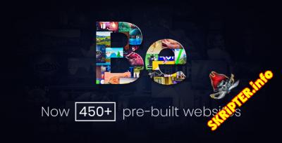 BeTheme v21.3 Rus Nulled - потрясающая премиум-тема для WordPress