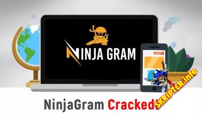 NinjaGram v7.6.4.9 Cracked - бот для инстаграм