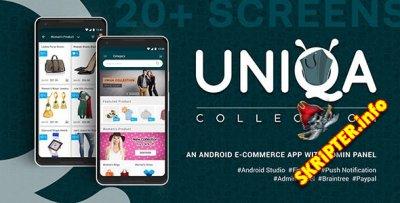 Uniqa 12.06.19 - приложение для электронной коммерции на Android