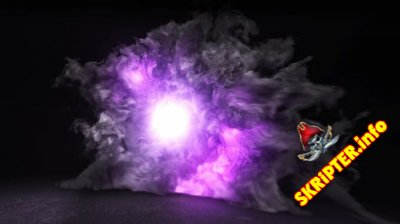 Fantasy Portal Logo Intro - Project for After Effects (Videohive)