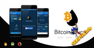 Bitcoin Faucet v1.0 - Android приложение для биткойнов