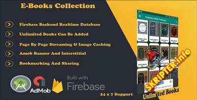 Books Collection v1.0 - Android приложение для сбора книг